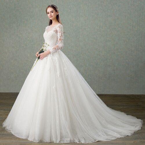 2020 Langarm Brautkleid Hochzeitskleid Kleid Braut Babycat collection BC625W 44