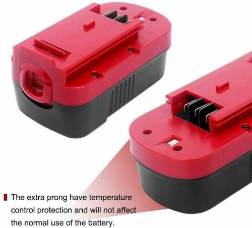 HPB18-OPE For Black and Decker 18V Battery 244760-00 A1718 FSB18 FEB18 4500mAh