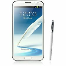 SAMSUNG GALAXY NOTE 2 II GT-N7100 - NFC - WHITE - 16GB - UNLOCKED - ( Seal Box )
