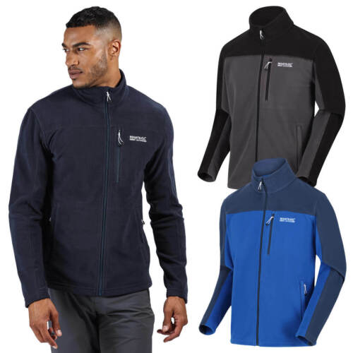 Regatta Mens 2020 Fellard Soft Durable Windproof Fleece Sweater 43/% OFF RRP