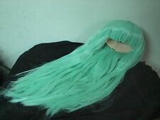 Blythe RBL Scalp & Dome With Mint Color With Bangs