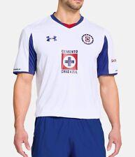 Under Armour Mexico Cruz Azul 14/15 Futbol Soccer Jersey 1245247 L Large $85