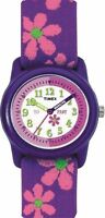 Timex Girls Children Kids Youth Time Teacher Learning Adjustable Strap Watch