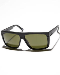 aeb1aec8d7 Electric California Blacktop Square Sunglasses Matte Black 164 Mm
