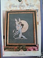 Sale Complete X Stitch Kit moon Fairy Spirit Rl12 By Passione Ricamo