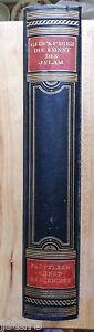 DIE-KUNST-DES-ISLAM-BOOK-GLUCK-and-DIEZ-ISLAMIC-ART-TURKEY-EGYPT-PERSIA-1925