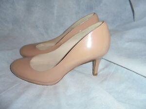 L-K-Bennett-WOMEN-Marshmallow-Patent-Leather-SLIP-ON-Shoes-Size-UK-3-EU-36-VGC