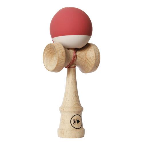 Kendama Play Grip II K-Cherry Cream-NOUVEAU /& NEUF dans sa boîte-Skill Toy Bois Jouet