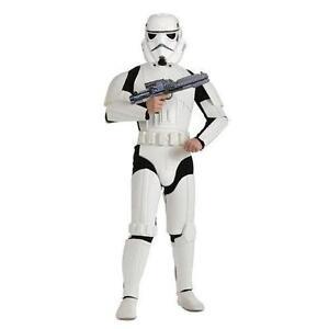 Herren-kostüm Stormtrooper Deluxe Edition