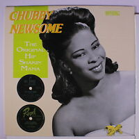 CHUBBY NEWSOME: The Original Hip Shakin' Mama LP Blues & R&B
