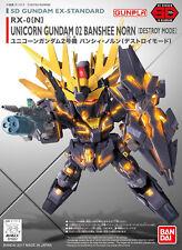 Gundam SD EX-Standard #015 RX-0[N] Unicorn Gundam 02 Banshee Norn [Destroy Mode]