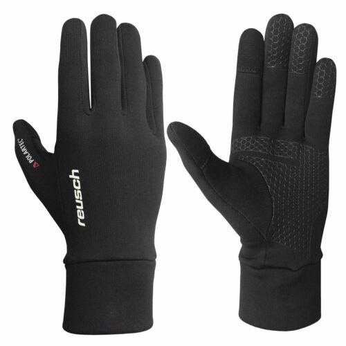 Reusch Mens Polartec Gloves Ski