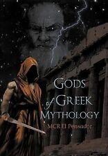 Gods of Greek Mythology by McR El Pensador (2012, Hardcover)