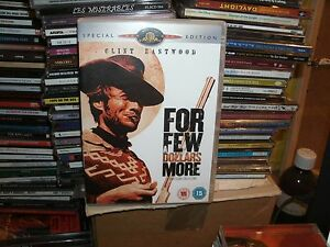 For A Few Dollars More DVD 2005 2 DISC SPECIAL EDITION - Rotherham, United Kingdom - For A Few Dollars More DVD 2005 2 DISC SPECIAL EDITION - Rotherham, United Kingdom