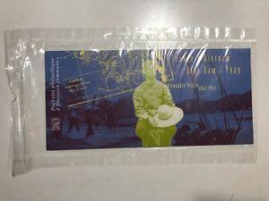 2013-Francia-Vietnam-Congiunta-Folder-Pochette-Booklet-Alexandre-Yersin-Sealed