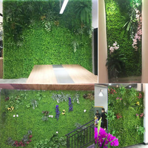 Exceptional Image Is Loading Artificial Plants Vertical Garden Hedge Screen Green Wall