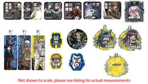 Danganronpa V3 Nico Cafe Acrylic Stand Dangan Ronpa Ani Art Keychain Can Badge