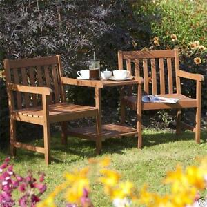 image is loading hampton companion seat wooden garden chair jack n