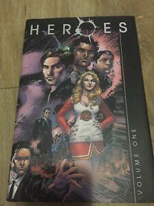 Heroes-Hardcover-TPB-Volume-One-DC-Comics