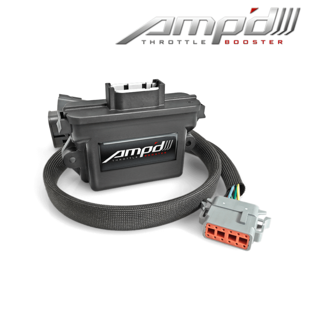Superchips AMP'D Throttle Booster For Cadillac SRX 2010