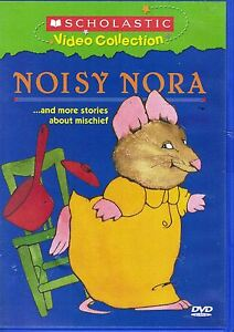 Noisy-Nora-and-More-Stories-by-Rosemary-Wells-Scholastic-Collection-DVD-2010
