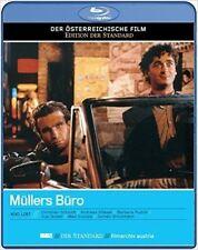 MÜLLERS BÜRO (Christian Schmidt, Andreas Vitasek) Blu-ray Disc NEU+OVP