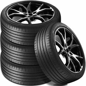 4-New-Goodyear-Eagle-Touring-245-45R19-98W-All-Season-Traction-Performance-Tires