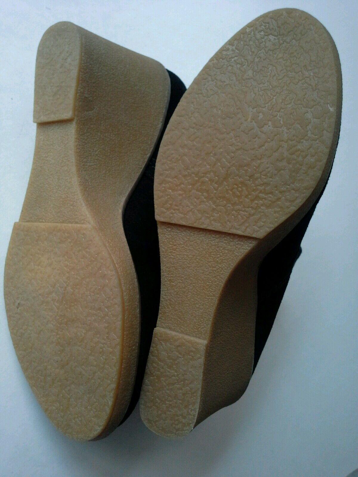 Kelsi Dagger Brooklyn Suede Ontario Suede Brooklyn Wedge Ankle Stiefel/Bootie Sz 7 150 cd0725
