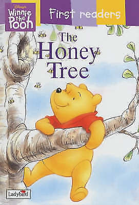 """""""AS NEW"""" A.A. Milne, Honey Tree (Winnie the Pooh First Readers), Hardcover Book"""
