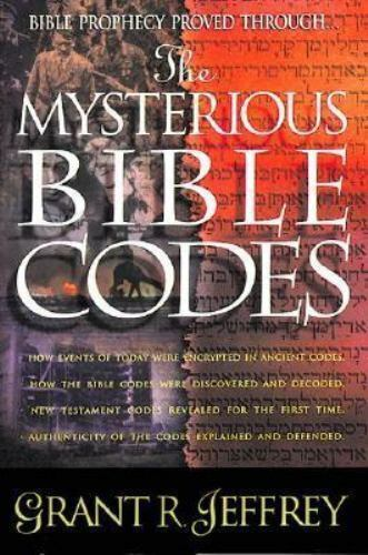 Mysterious Bible Codes by Grant R. Jeffrey (1999, Paperback)