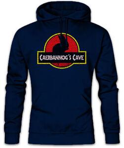 Killer Caerbannog's cocco Hoodie Il Hoodie Cave Coniglio Knight wqrBIZHxqp