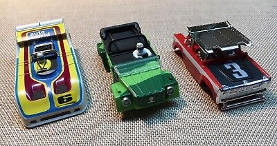 SET OF 3 AURORA Original AFX HO SLOT CAR BODIES - BRAND NEW OLD STOCK | eBay