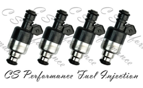 17091654 Rebuilt by Master ASE Mechanic USA 4 OEM Rochester Fuel Injectors Set