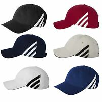 Adidas Golf Campus Fashion Cap Unstructured Rugby 3-stripes Baseball Hat A84