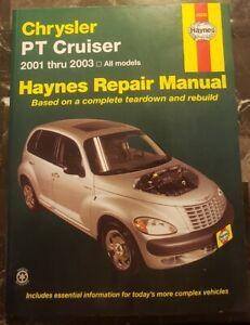 Chilton 20390 01-03 Chrysler Pt Cruiser Automotive Diagnostic ...