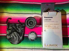 Panasonic Lens - L-ES014050 - 14-50mm/F2.8-3.5/ASPH -Leica D Vario - ELMART