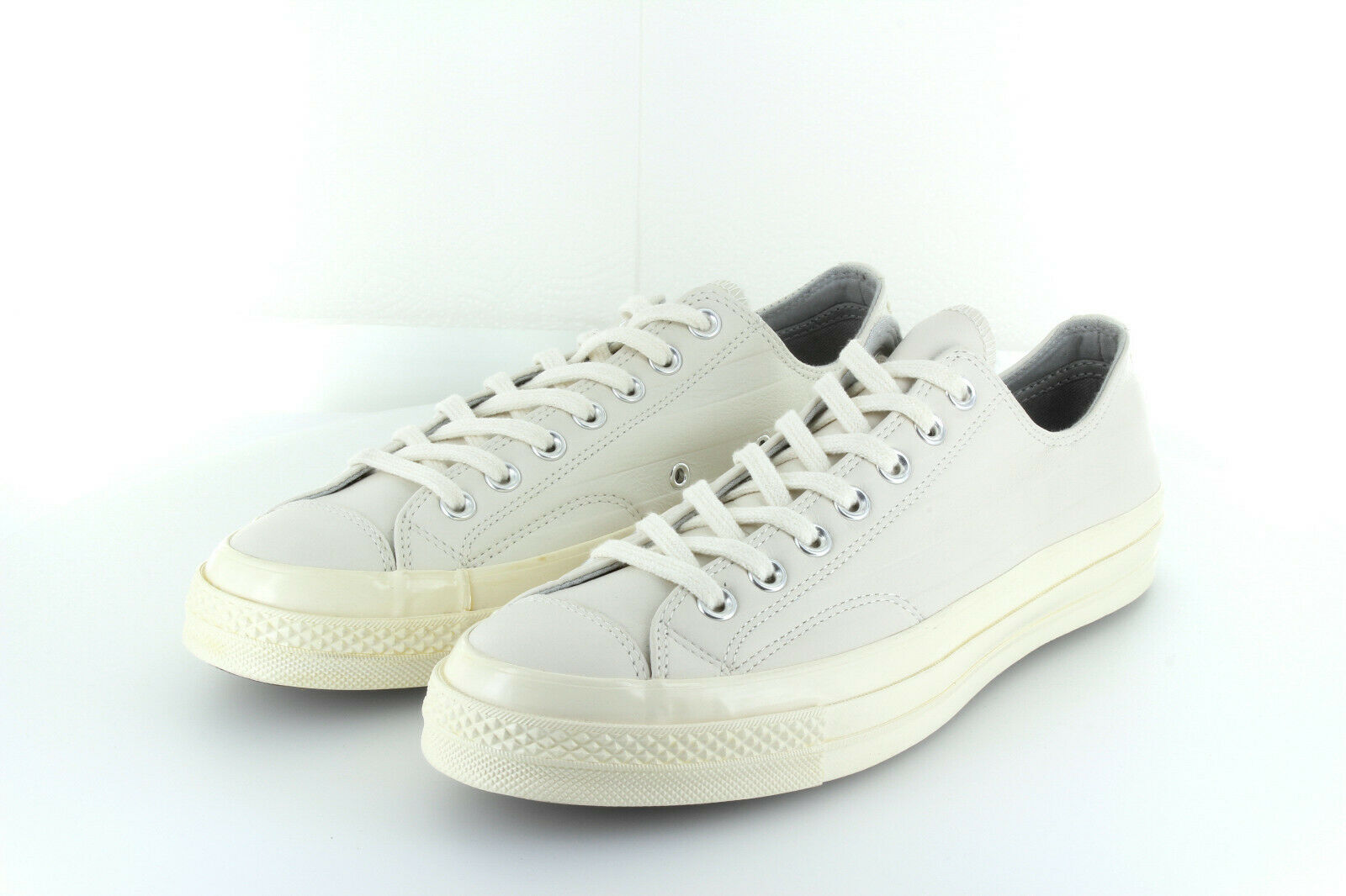 Converse CT AS Ox 70s White Creme Leather Limited Edition 42,5   43,5 US 9