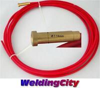 Teflon Liner 44t-3035 (030-035) 15-ft Tweco & Lincoln 3/400a Mig Welding Gun