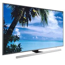 Samsung UN85JU7100 85-Inch 4K Ultra HD Smart LED TV HDMI  BUNDLE!
