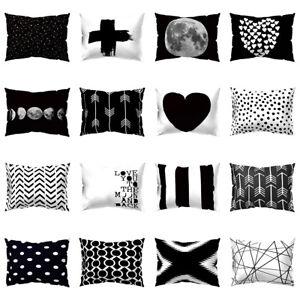 Am-Geometric-Pattern-Heart-Cross-Throw-Pillow-Case-Cushion-Cover-Sofa-Bed-car-D