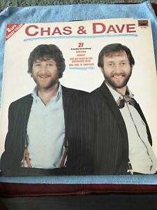Chas And Dave Double Vinyl Album Greatest Hits