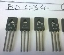 LOT 3 pièces BD434 TRANSISTOR NEUF VINTAGE
