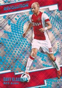 2017-Panini-Revolution-Soccer-Cosmic-Parallel-039-d-100-AFC-Ajax-142-149