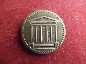 * Frankreich - Ville De Nimes Medaille / Ca.30mm * *(schub24 ) Hochwertige Materialien