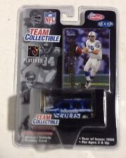 NFL Limited Edition White Rose New Orleans Saints Ricky Williams Die Case SUV I