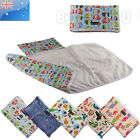 Baby Portable Foldable Washable Travel Nappy Diaper Waterproof Play Changing Mat