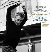 Herbert Von Karajan Beethoven Symphony No. 4 180g Sealed Vinyl Passion Lp