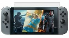 100% GENUINE TEMPERED GLASS FILM SCREEN PROTECTOR FOR NINTENDO SWITCH 0.15MM