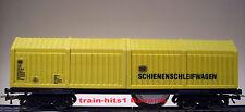Auswahl: LUX H0 Schleifwagen AC DC+Ersatzteile-Mittelleiterschleifwagen SSF-09