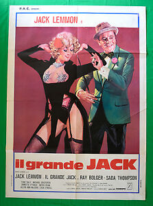 M04 Manifesto 2F der Große Jack Lemmon Ray Bolger Sad Thompson Tyne Daly O Toole
